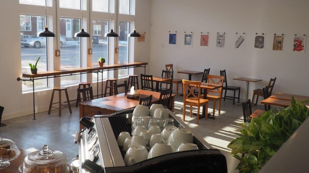 Café Littéraire Érotique